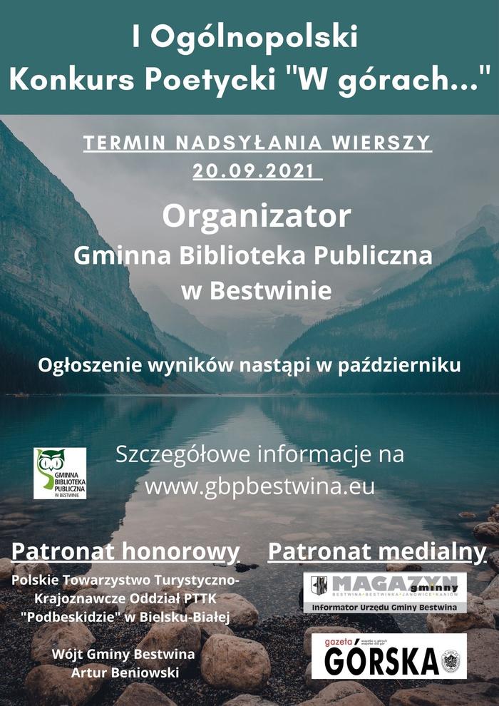 I Ogólnopolski Konkurs Poetycki W górach.jpg